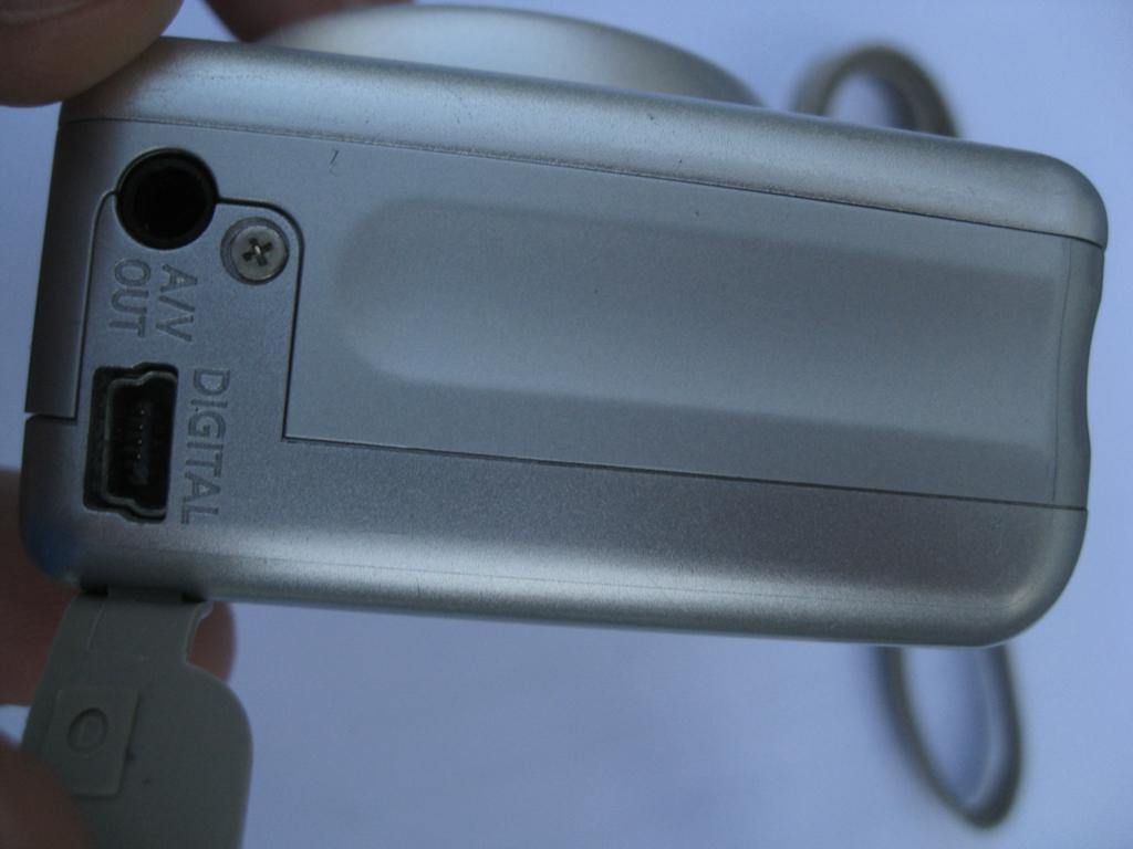 Anatomía y el funcionamiento de una cámara digital - El desensamblador