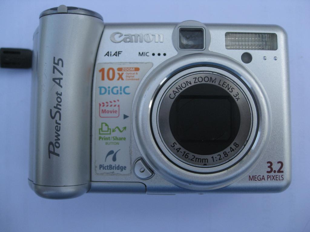 Anatomie und Funktionsweise einer Digitalkamera - Der disassembler