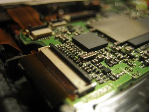 Lumix LX3 motherboard
