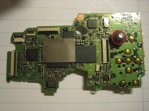 Panasonic Lumix LX3 scheda