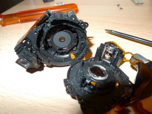 Sony Cyber-shot lens