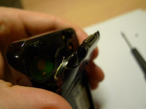 HTC P3470 Disassembling