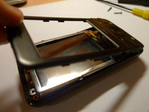 HTC Pharos disassembling 3
