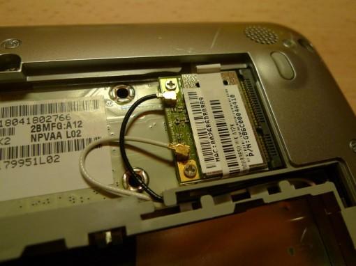 Toshiba NB305 Wifi