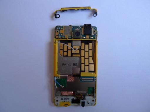 HTC HD Mini T5555 cover