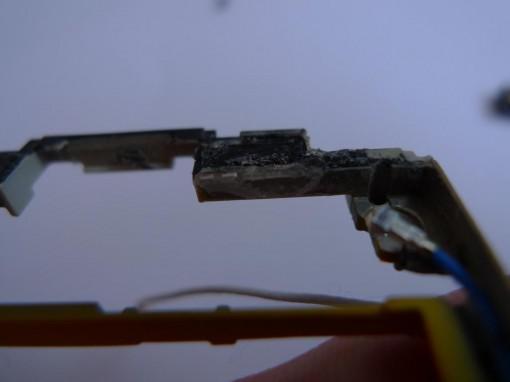 HTC HD Mini Faulty
