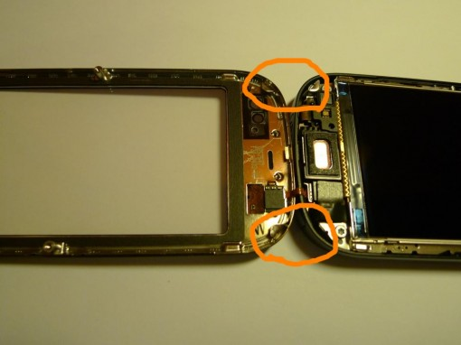 Nokia C7 Disassembling