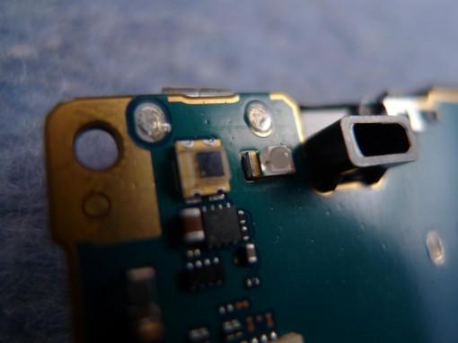 Xperia X8 Sensor