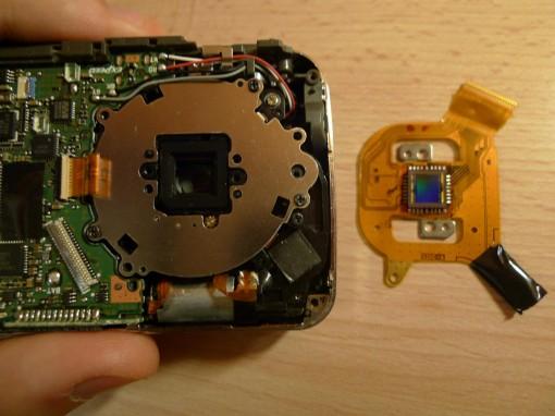 Nikon Coolpix Sensore CCD