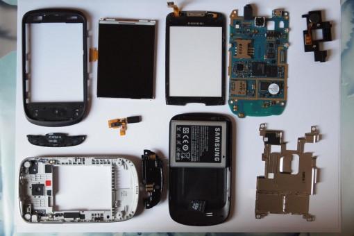 Samsung Galaxy Next Parts