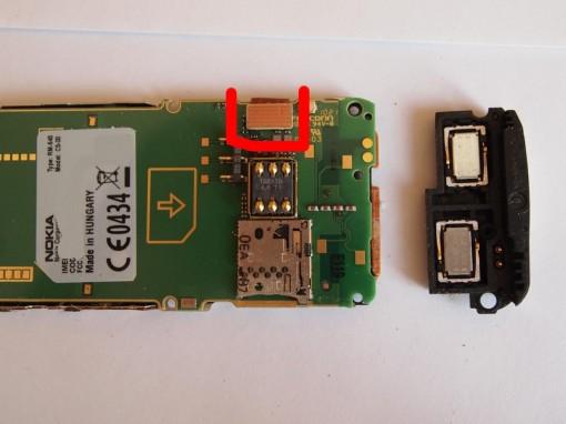 Nokia C5 Disassembling