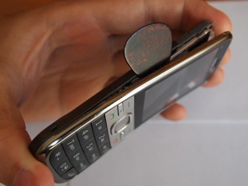 Smontare Nokia C5