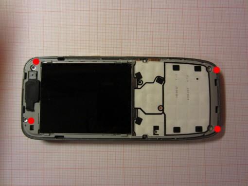Nokia E52 Flat Keyboard