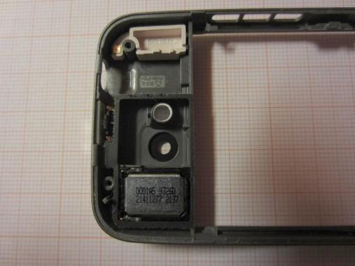 Nokia E52 Altoparlante