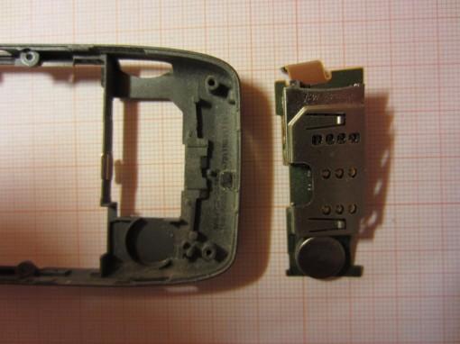 Nokia E52 Slot Sim