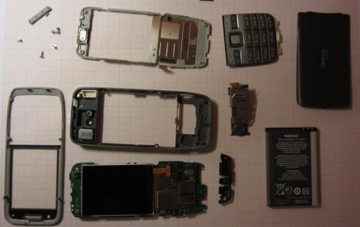 Nokia E52 Parts