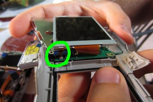 Olympus Pen e-pl1 sostituzione display