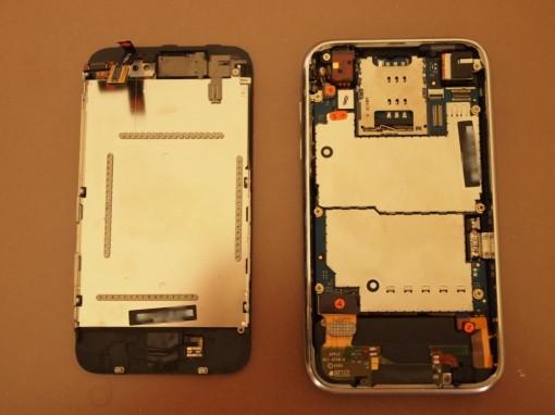 Smontaggio iPhone 3GS