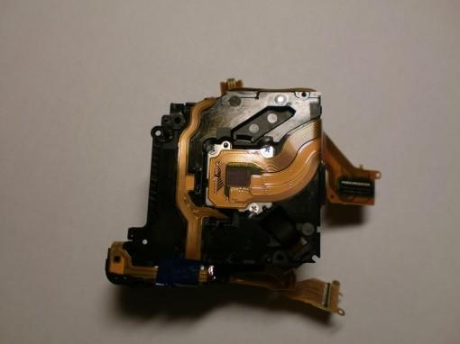 Canon ixus 130 smontaggio obiettivo
