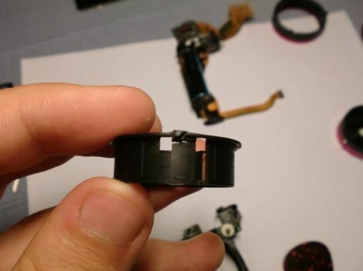 Canon IXUS 130 Lens Error Solution