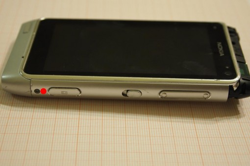 Nokia N8 Sostituzione Batteria