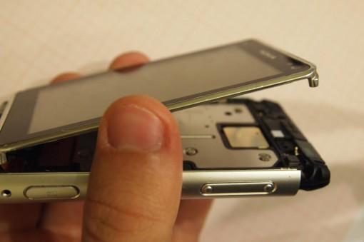 Nokia N8 sostituzione digiter display OLED