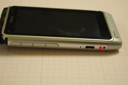 Nokia N8 Sostituzione batteria 2