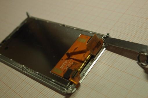 Nokia N8 Rimozione Display OLED - digitizer
