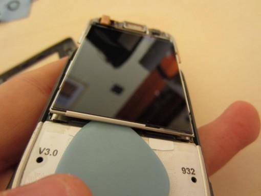 Nokia E66 sostituzione display - 1