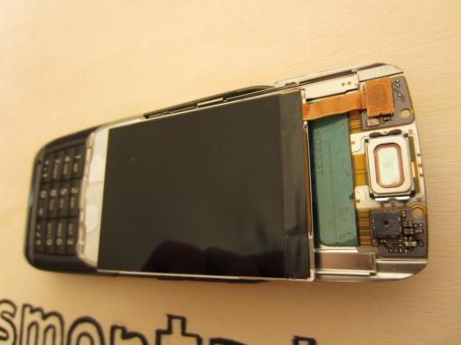 Nokia E66 Montaggio Display LCD