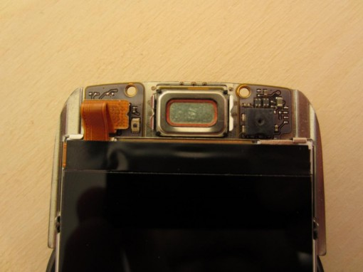 Nokia E66 cavo flat display connettore