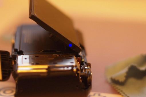 Smontare Display Sony NEX-3