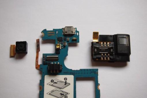 Samsung Wave Lite 3g S7230  - Fotocamera e Altoparlante voce