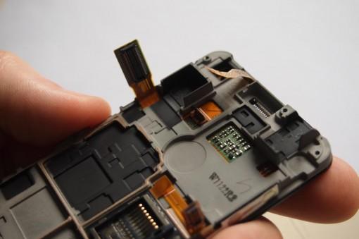 Samsung Wave Lite 3g S7230  - Flat Digitizer 2