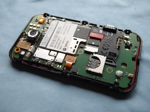 Motorola Defy Scheda Madre