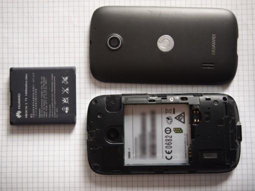 Huawei Sonic - Smontare - 1
