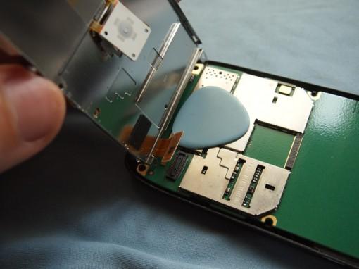 Nokia E72 Rimozione gabbia metallica - 3