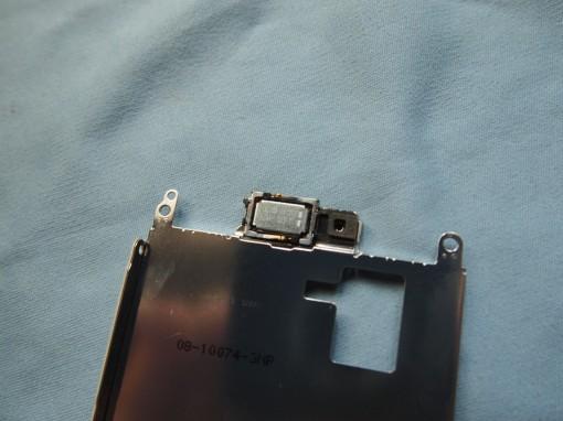 Nokia E72 - Altoparlante di chiamata