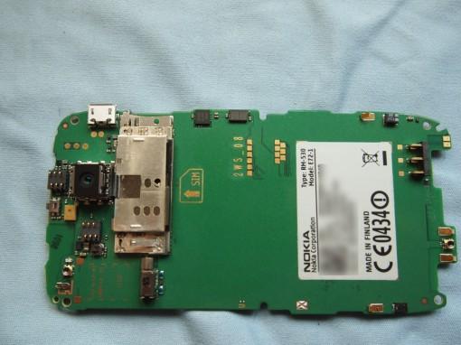 Nokia E72 - Scheda Madre