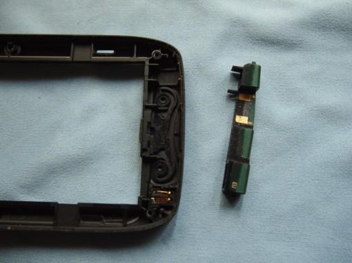 Nokia E72 - Antenna