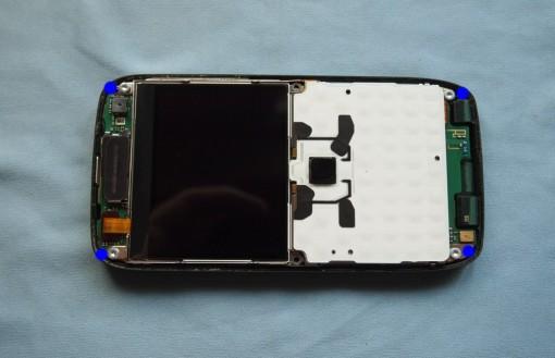 Nokia E72 Cover Metallica Torx T6