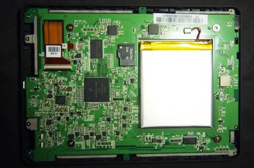 Kobo Glo - Rimozione microSD - 1