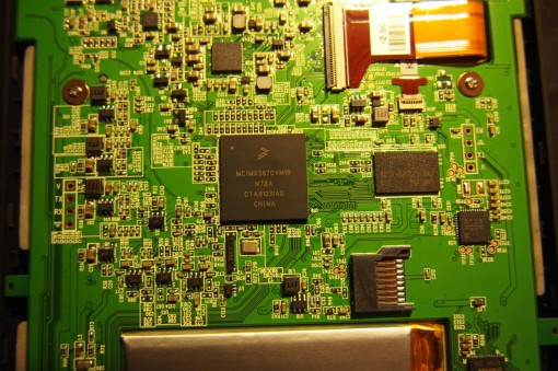 Kobo Glo - ARM CPU 1Ghz