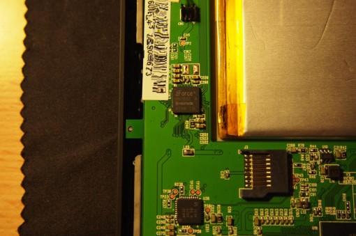 Kobo Glo - zForce Controller