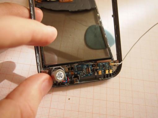 Samsung Galaxy S Plus - Rimozione Vetro - 3