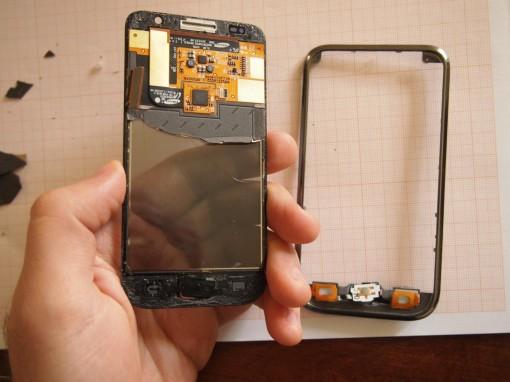 Samsung Galaxy S Plus - Vetro e Digitizer