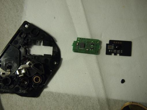 Samsung Toner - MLT-D1042S Chip - 2
