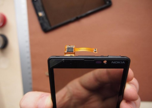 Cavo flat touchscreen delicato -2
