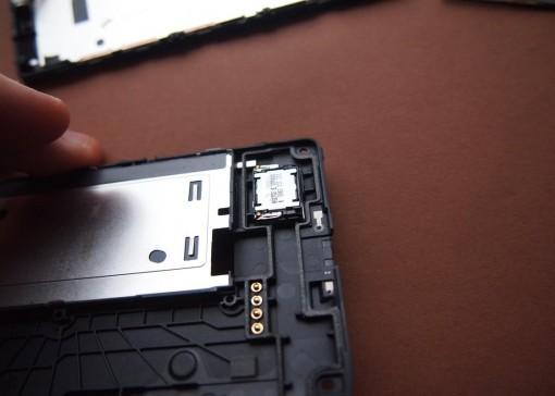 Rimozione Speaker Nokia 820