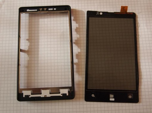 Digitizer e Frame